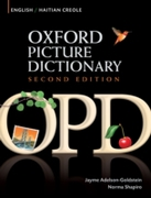 Oxford Picture Dictionary English-Haitia