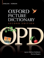 Oxford Picture Dictionary English-Korean