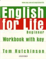 English for Life: Beginner: Workbook wit