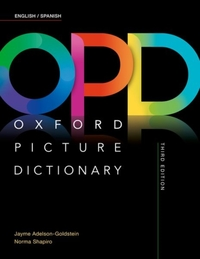 Oxford Picture Dictionary: English/Spani