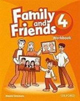 Family and Friends American Edition: 4:
