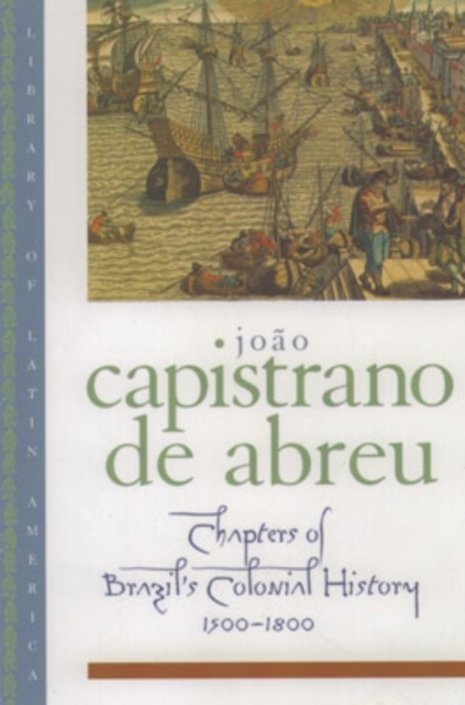 Chapters of Brazil's Colonial History, 1