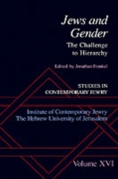 Jews and Gender: The Challenge to Hierar