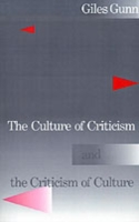 Culture of Criticism and the Criticism o
