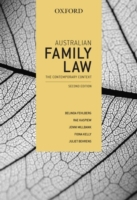 Australian Family Law: The Contemporary