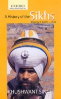A History of the Sikhs Vol 1 (SECOND EDI
