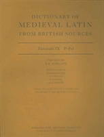 Dictionary of Medieval Latin from Britis