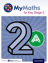 MyMaths for Key Stage 3: Student Book 2A