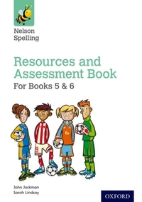 Nelson Spelling Resources & Assessment B