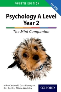 The Complete Companions for AQA: A Level