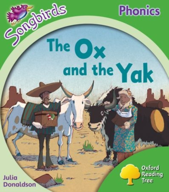 Oxford Reading Tree: Level 2: More Songb