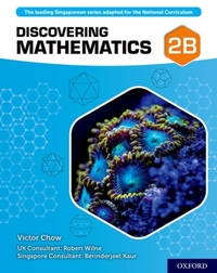 Discovering Mathematics: Student Book 2B