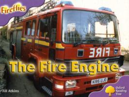 Oxford Reading Tree: Level 1+: More Fire