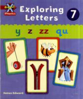 Project X Phonics: Red Exploring Letters