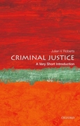 Criminal Justice: A Very Short Introduct