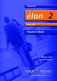 Elan 2: Pour OCR A2 Teacher's Book