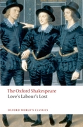 Love's Labour's Lost: The Oxford Shakesp