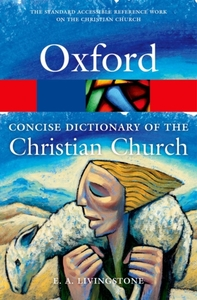 The Concise Oxford Dictionary of the Chr