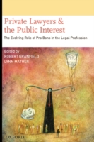 Private Lawyers and the Public Interest