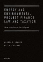 Energy and Environmental Project Finance