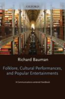 Folklore, Cultural Performances, and Pop