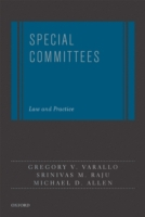 Special Committees: Law and Practice