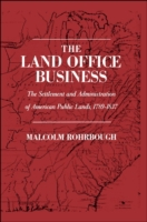 Land Office Business: The Settlement and
