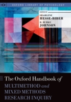 Oxford Handbook of Multimethod and Mixed