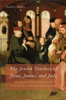 Jewish Teachers of Jesus, James, and Jud