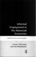 Informal Employment in Advanced Economie
