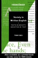 Variety in Written English