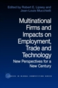 Multinational Firms and Impacts on Emplo