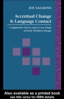 Accentual Change and Language Contact