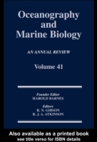 Oceanography and Marine Biology, An Annu