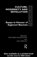 Culture, Modernity and Revolution