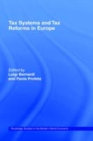 Tax Systems and Tax Reforms in Europe