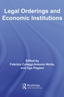 Legal Orderings and Economic Institution
