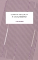 Quantity and Quality in Social Research