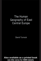 Human Geography of East Central Europe