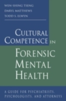 Cultural Competence in Forensic Mental H