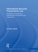 International Secured Transactions Law