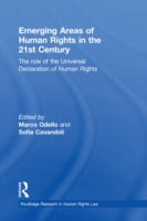 Emerging Areas of Human Rights in the 21