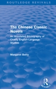Chinese Classic Novels (Routledge Reviva