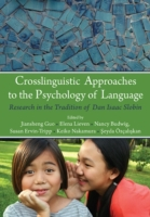 Crosslinguistic Approaches to the Psycho
