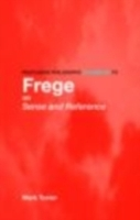 Routledge Philosophy GuideBook to Frege