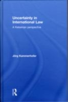 Uncertainty in International Law