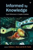 Informed by Knowledge