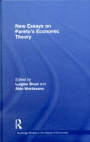 New Essays on Pareto's Economic Theory