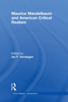 Maurice Mandelbaum and American Critical