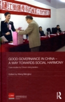 Good Governance in China - A Way Towards